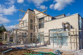 Hausbau_Fassade